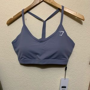 Gymshark training vneck sports bra